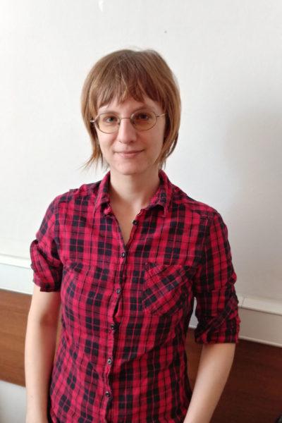 Anja Iveković Martinis, PhD