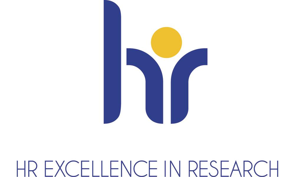 Excellence in research logo
