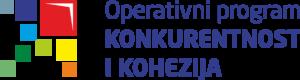 Operativni program konkurentnost i kohezija logo